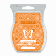 PERFECT PUMPKIN PEAR SCENTSY BAR