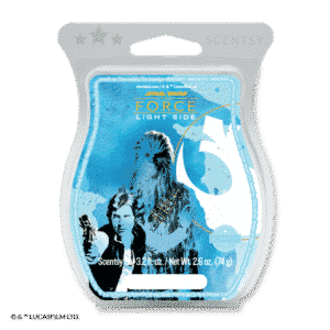 STAR WARS: LIGHT SIDE OF THE FORCE SCENTSY BAR