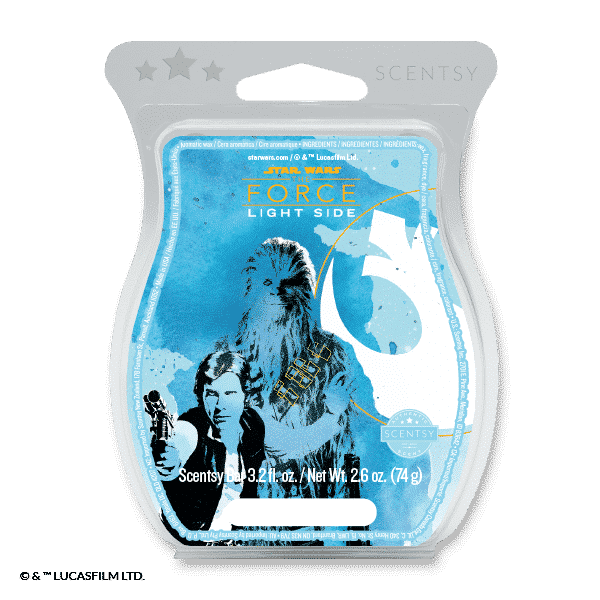 LIGHTSIDE OF THE FORCE SCENTSY BAR