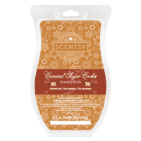 CARAMEL SUGAR COOKIE SCENTSY BRICK