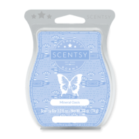 MINERAL OASIS SCENTSY BAR
