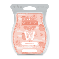 PEACH NECTAR SCENTSY BAR