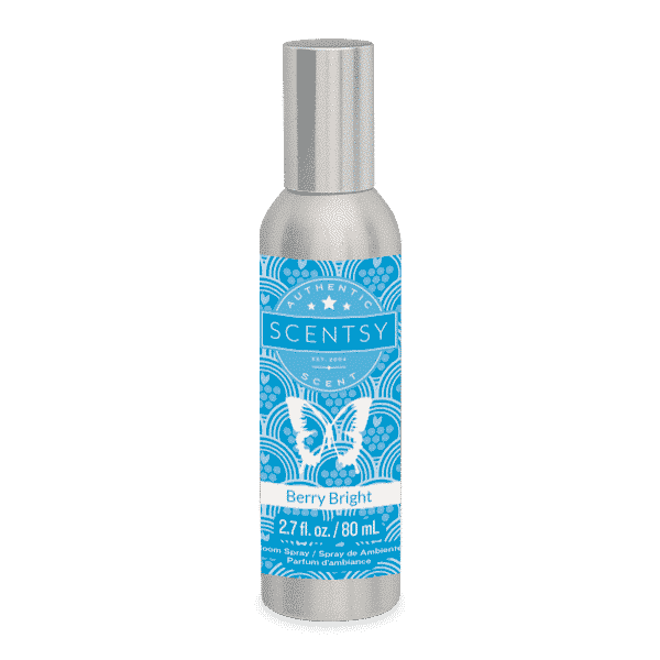 BERRY BRIGHT SCENTSY ROOM SPRAY