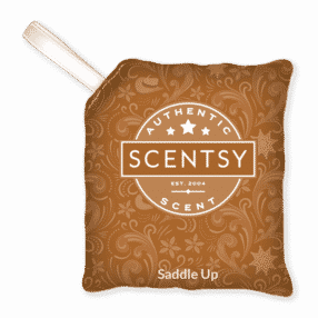 SADDLE UP SCENTSY SCENT PAK