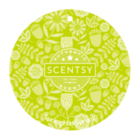 SPRING HAS SPRUNG SCENTSY SCENT CIRCLE