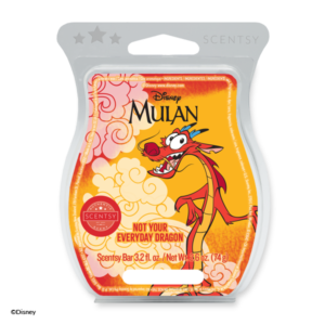 NOT YOUR EVERYDAY DRAGON SCENTSY BAR | NOT YOUR EVERYDAY DRAGON SCENTSY BAR | MULAN DISNEY
