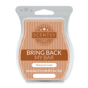 REDWOOD & CEDAR SCENTSY BARS