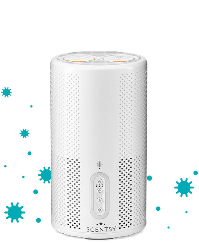 Scentsy Air Purifier New Fall 2021