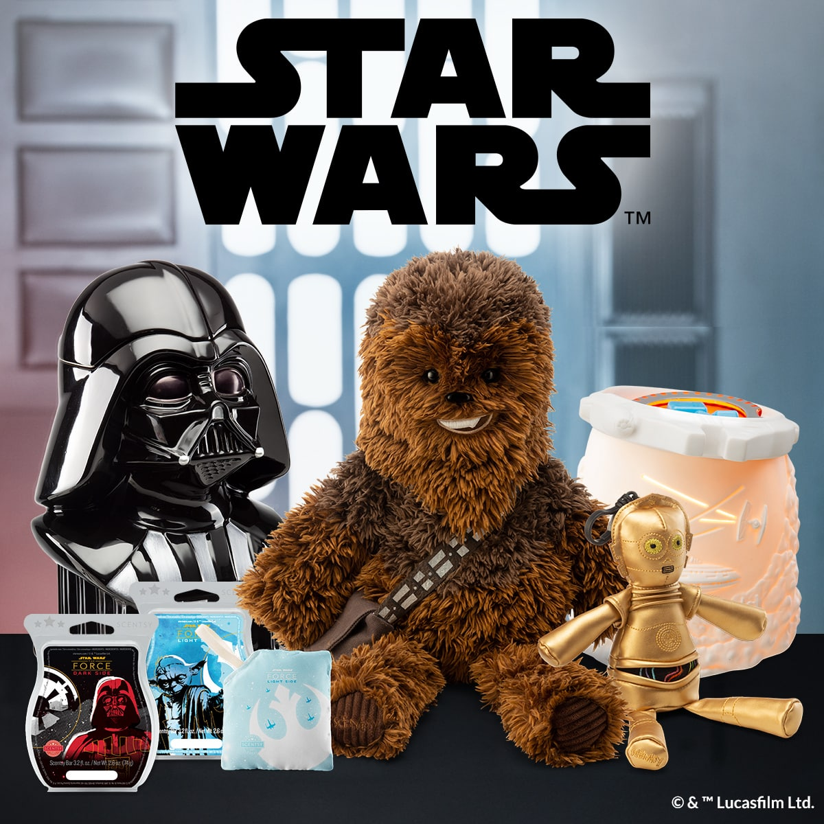 Star Wars™ – Scentsy Collection | New Products Spring 2021