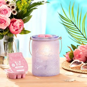 A MOTHERS LOVE SCENTSY WARMER