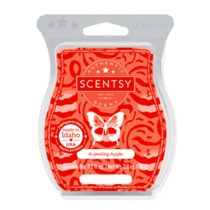 NEW! A-Peeling Apple Scentsy Bar | June 2021 | Incandescent.Scentsy.us