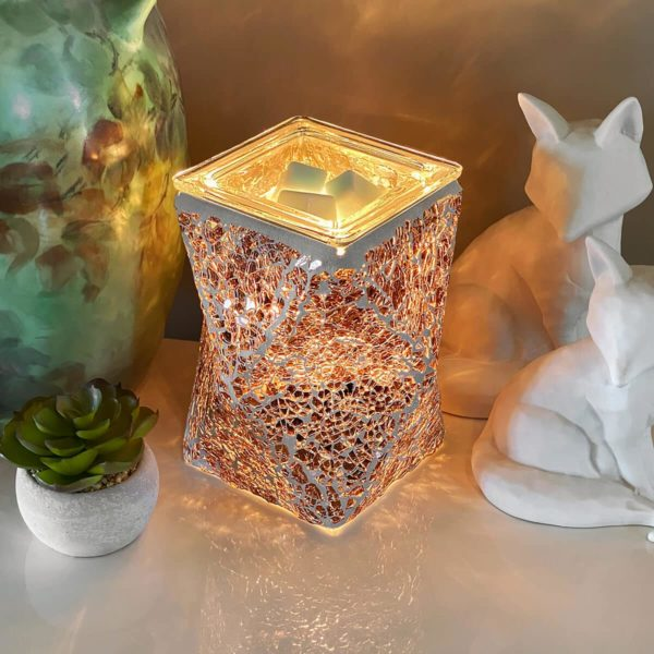 ACUTE COPPER SCENTSY WARMER