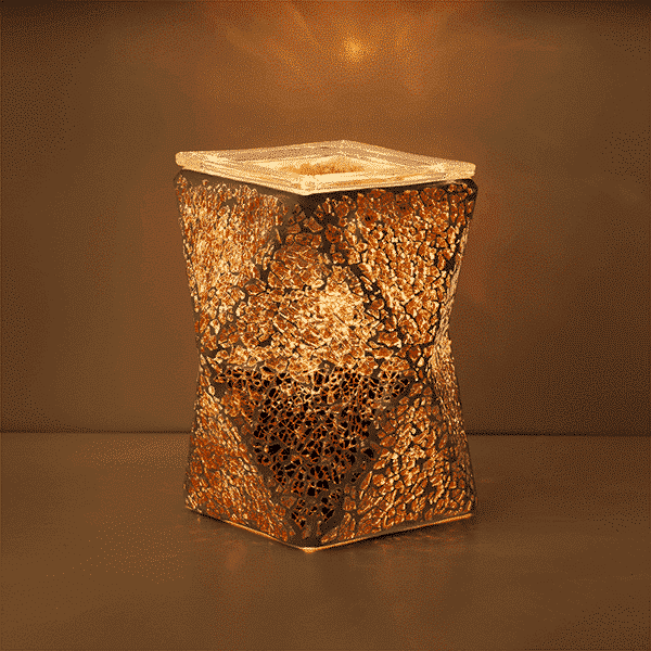 ACUTE COPPER SCENTSY WARMER GLOW