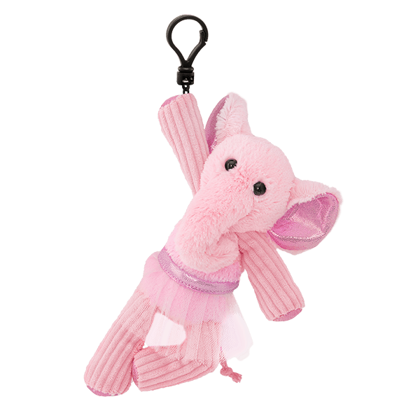 ALLEGRA THE ELEPHANT BUDDY CLIP