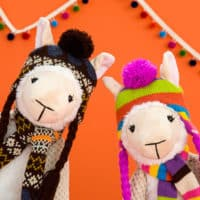 New! ANDE & ALMA THE ALPACA SCENTSY BUDDIES