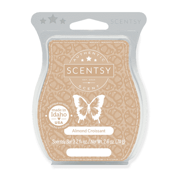 ALMOND CROISSANT SCENTSY BAR