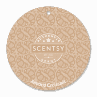 ALMOND CROISSANT SCENTSY SCENT CIRCLE
