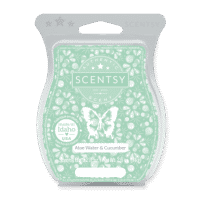ALOE CUCUMBER AND WATER SCENTSY BAR