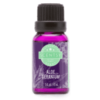 ALOE GERANIUM SCENTSY NATURAL OIL BLEND