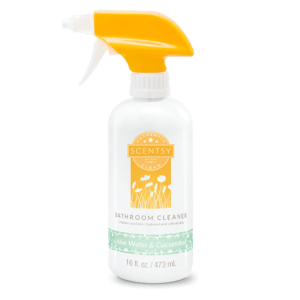 ALOE WATER & CUCUMBER SCENTSY BATHROOM CLEANER | NEW! ALOE WATER AND CUCUMBER SCENTSY BATHROOM CLEANER | Shop Scentsy | Incandescent.Scentsy.us