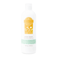 ALOE WATER & CUCUMBER SCENTSY KITCHEN DISH SOAP