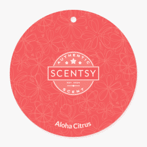 ALOHA CITRUS SCENTSY SCENT CIRCLE | Shop Scentsy | Incandescent.Scentsy.us