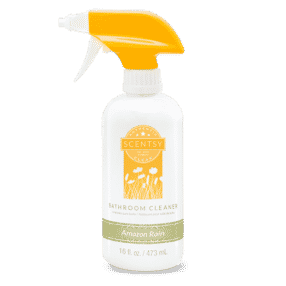 AMAZON RAIN SCENTSY BATHROOM CLEANER