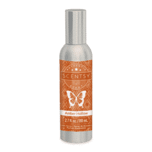 AMBER HOLLOW SCENTSY ROOM SPRAY