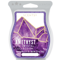 AMETHYST SCENTSY BAR CRYSTAL COLLECTION