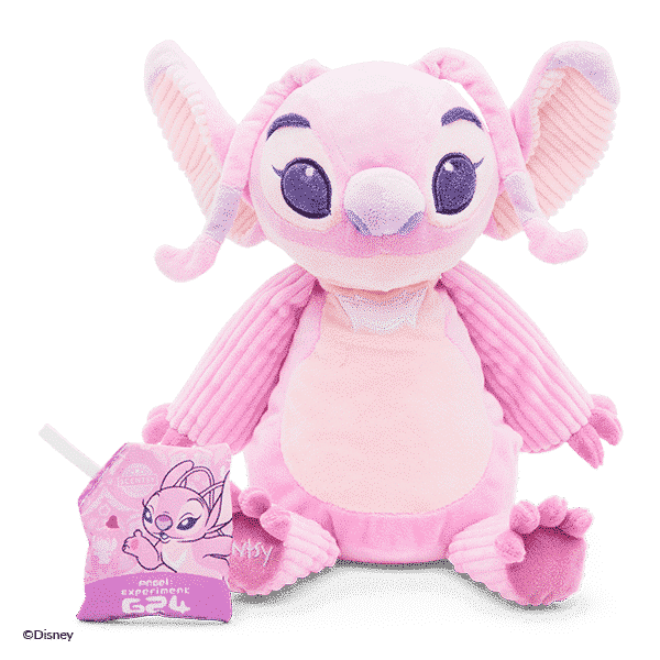 ANGEL 624 SCENTSY BUDDY WITH PAK