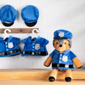 APOLLO THE GERMAN SHEPHERD POLICE OUTFIT | NEW! SCENTSY HOMETOWN HEROES COLLECTION | POLICE & FIREFIGHTER WARMERS & BUDDIES | Scentsy® Online Store | Scentsy Warmers & Scents | Incandescent.Scentsy.us