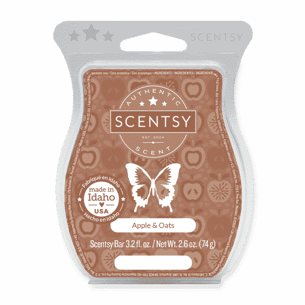 APPLE OATS SCENTSY BAR
