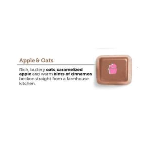 APPLE OATS SCENTSY FRAGRANCE