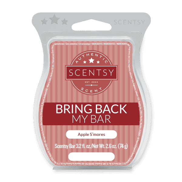 Apple S'mores Scentsy Bar | BRING BACK MY BAR