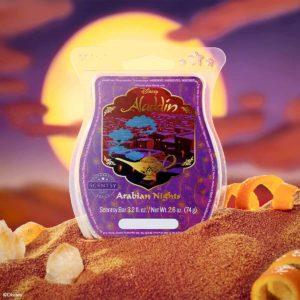 ARABIAN NIGHTS ALADDIN SCENTSY BAR