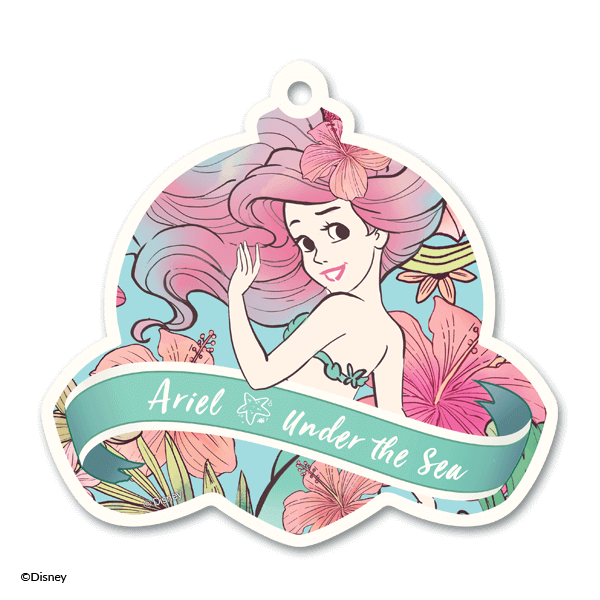 ARIEL UNDER THE SEA SCENTSY SCENT CIRCLE