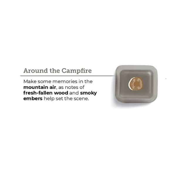 AROUND THE CAMPFIRE SCENTSY FRAGRANCE