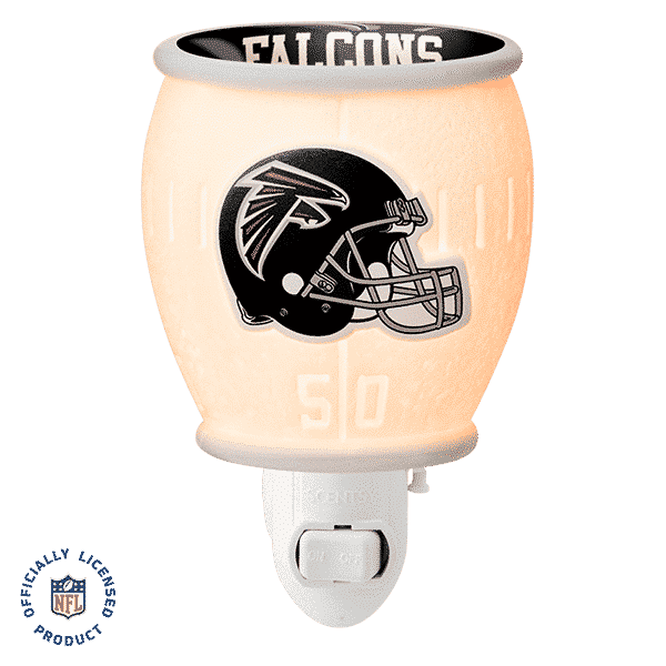 ATLANTA FALCON MINI SCENTSY WARMER