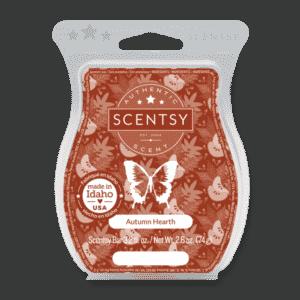 AUTUMN HEART SCENTSY BAR 1 | Autumn Hearth Scentsy Bar | Incandescent.Scentsy.us