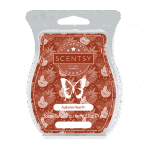 AUTUMN HEARTH SCENTSY BAR