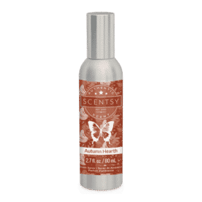 AUTUMN HEARTH SCENTSY ROOM SPRAY