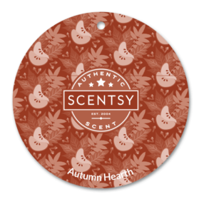 AUTUMN HEARTH SCENTSY SCENT CIRCLE