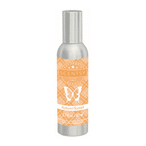 AUTUMN SUNSET SCENTSY ROOM SPRAY