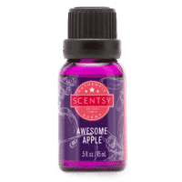 AWESOME APPLE 100% NATURAL SCENTSY OIL