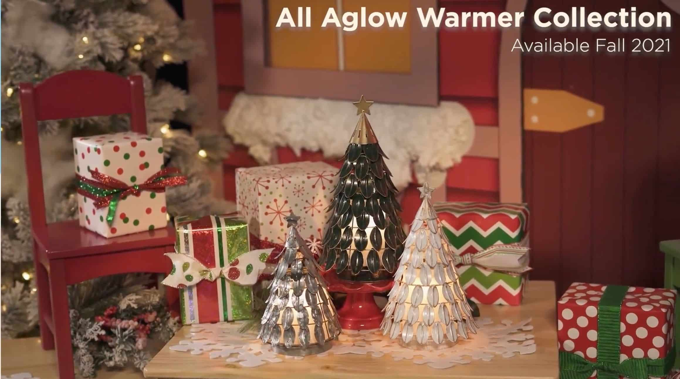 All Aglow Scentsy Warmer Collection Coming Fall 2021