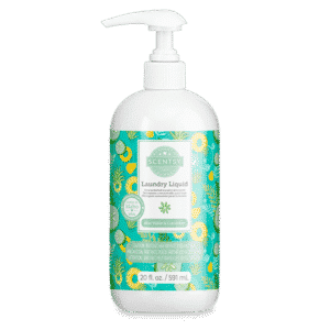 Aloe Water Cucumber Scentsy Laundry Liquid 01