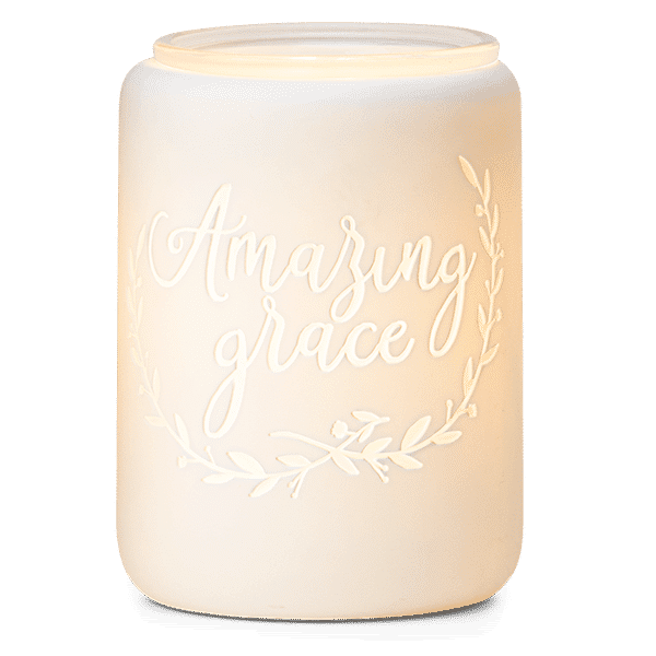 Amazing Grace Scentsy Warmer 8 | Amazing Grace Scentsy Warmer