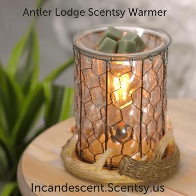 ANTLER LODGE SCENTSY WARMER   Shop Scentsy   Incandescent.Scentsy.us