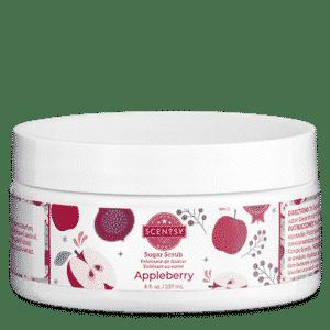 Appleberry Scentsy Sugar Scrub1