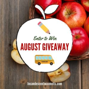 SCENTSY AUGUST 2019 GIVEAWAY